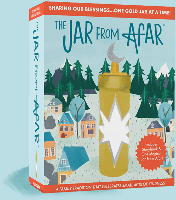 The Jar From Far Book